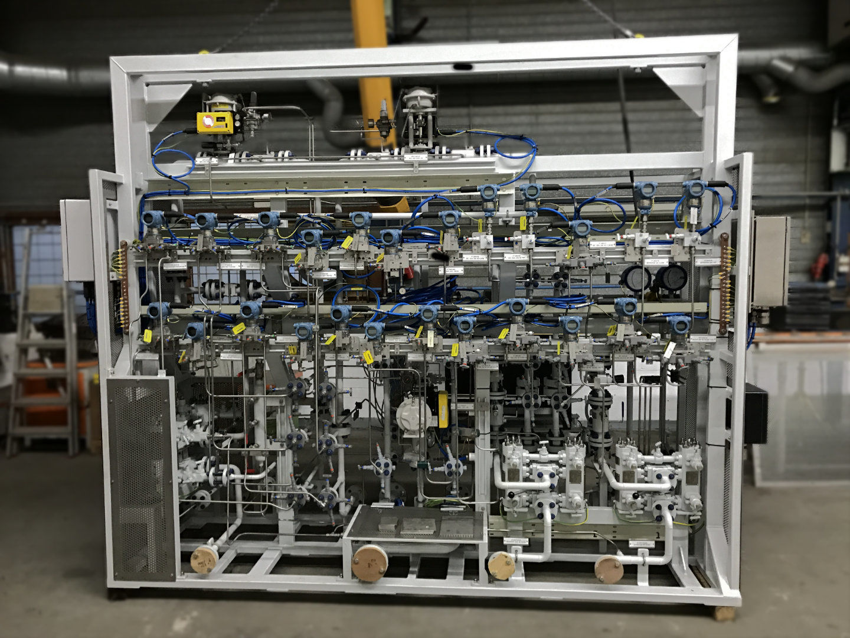 Seal Gas Panel