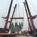 Persbericht: Enorme hijsoperatie voor grootste schip van de wereld in Heijningen